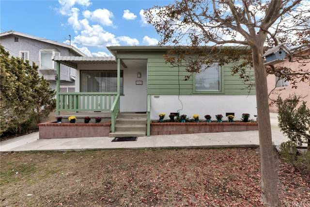 1067 W Crestwood Avenue, San Pedro, CA 90732 (#SB21220469) :: Millman Team