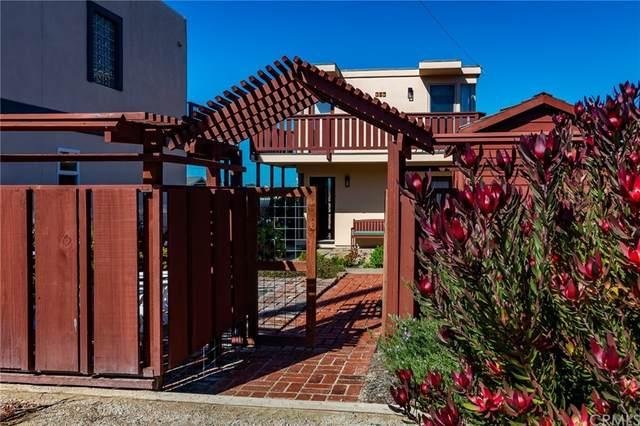 319 Lampton Street, Cambria, CA 93428 (#SC21235414) :: Bathurst Coastal Properties