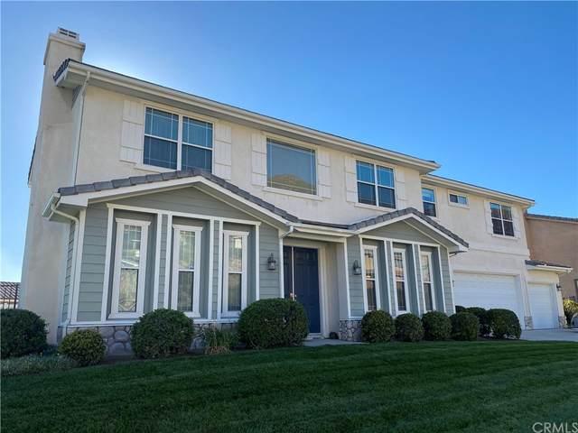 421 W 59th Street, San Bernardino, CA 92407 (#EV21236484) :: American Real Estate List & Sell
