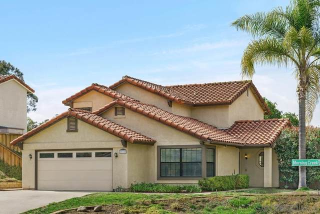 11121 Morning Creek Drive N, San Diego, CA 92128 (#210029810) :: Steele Canyon Realty