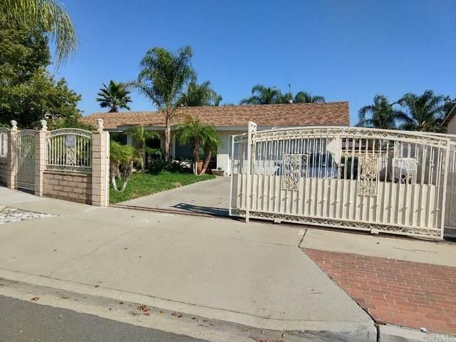 8523 Jasper Street, Rancho Cucamonga, CA 91730 (#CV21236196) :: Randy Horowitz & Associates