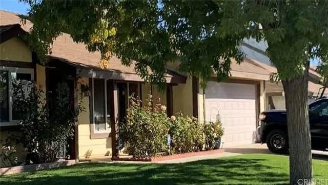1819 E Avenue R4, Palmdale, CA 93550 (#SR21236141) :: Mint Real Estate