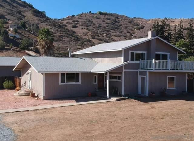 1840 Harbison Canyon Dr, El Cajon, CA 92019 (#210029814) :: EGA Homes