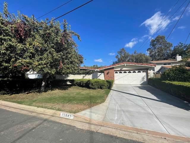13847 Tobiasson Road, Poway, CA 92064 (#210029813) :: EGA Homes