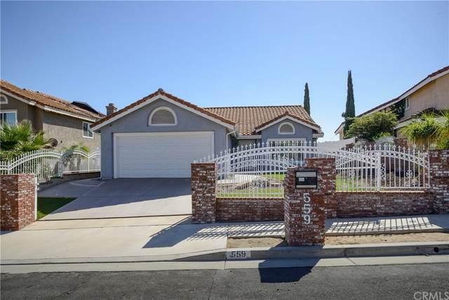 559 Fairbanks Street, Corona, CA 92879 (#IG21236643) :: American Real Estate List & Sell