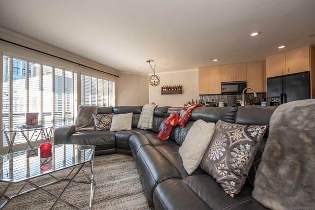 1640 10th Ave #406, San Diego, CA 92101 (#210029816) :: Zutila, Inc.