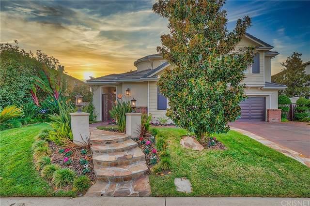 29345 Hacienda Ranch Court, Valencia, CA 91354 (#SR21236213) :: Mint Real Estate