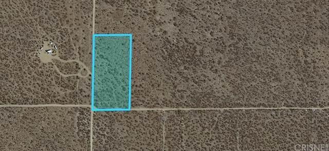 0 Irone, Rosamond, CA 93560 (#SR21235852) :: Zutila, Inc.