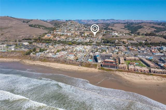 581 Wadsworth Avenue, Pismo Beach, CA 93449 (#SC21236686) :: Steele Canyon Realty