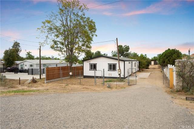 24256 State Highway 74, Perris, CA 92570 (#SW21236707) :: American Real Estate List & Sell