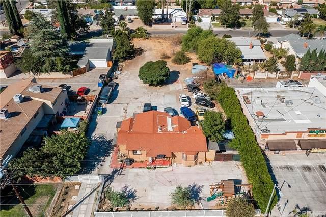 20535 Roscoe Boulevard, Winnetka, CA 91306 (#SR21236513) :: Mint Real Estate