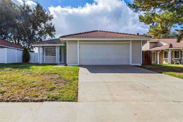 509 Alexe Street, Beaumont, CA 92223 (#IV21236744) :: Doherty Real Estate Group