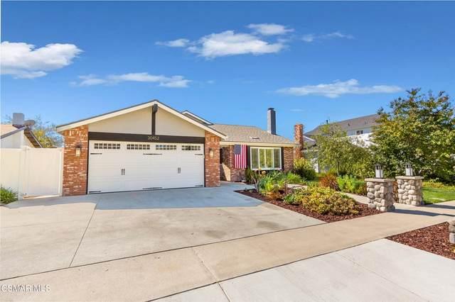 30452 Sandtrap Drive, Agoura Hills, CA 91301 (#221005741) :: Compass