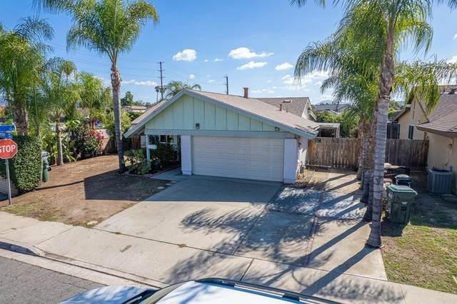 1175 Beverly Way, Escondido, CA 92025 (#NDP2112141) :: Fox Real Estate Team