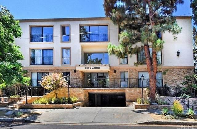 15344 Weddington Street #316, Sherman Oaks, CA 91411 (#SR21236871) :: Compass