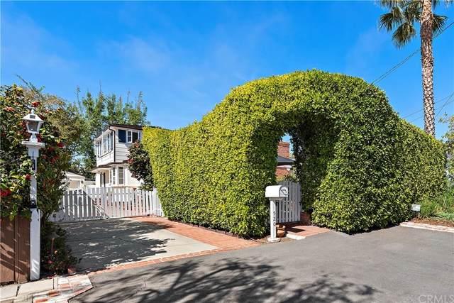 520 Seaview Street, Laguna Beach, CA 92651 (#LG21236829) :: Compass