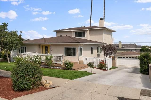 1106 S Trotwood Avenue, San Pedro, CA 90732 (#PV21226927) :: Compass