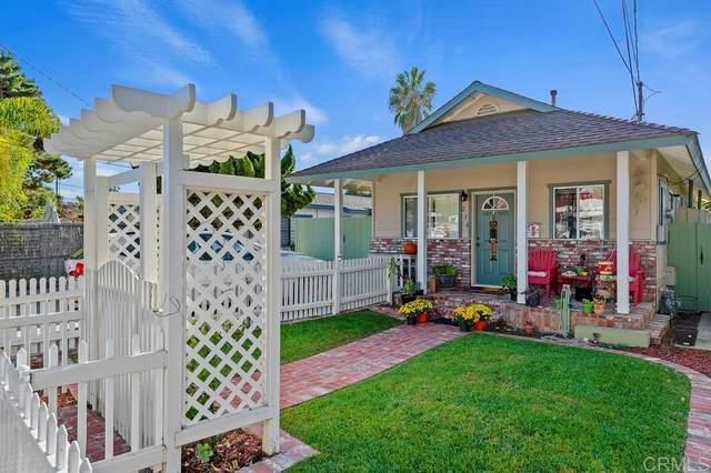 236 38 Melrose Avenue, Encinitas, CA 92024 (#NDP2112145) :: Fox Real Estate Team