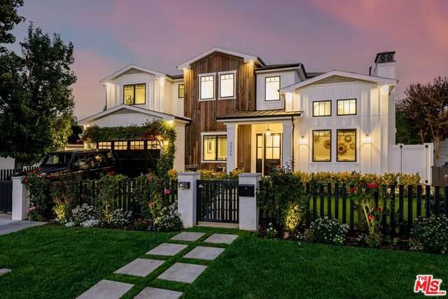 5026 Noeline Avenue, Encino, CA 91436 (#21799448) :: Zutila, Inc.