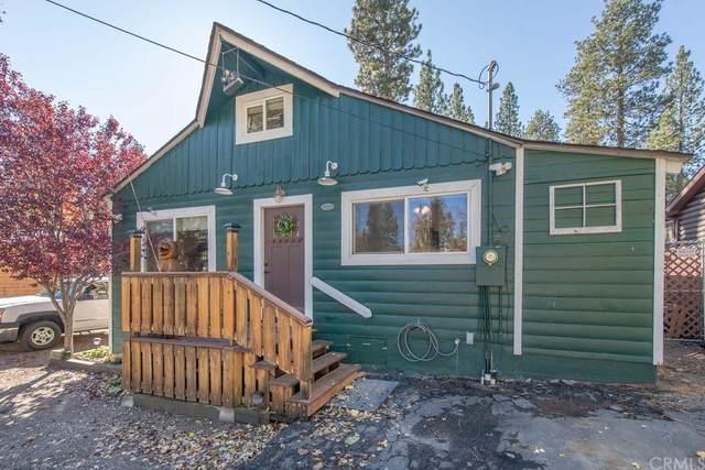 40259 Guinan Lane, Big Bear, CA 92315 (#PW21236950) :: Zen Ziejewski and Team