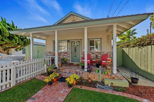 236 238 Melrose Avenue, Encinitas, CA 92024 (#NDP2112146) :: Fox Real Estate Team