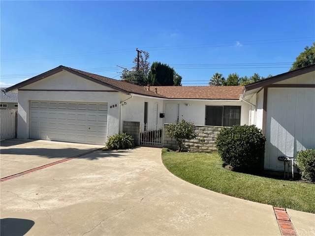 535 Sycamore Avenue, Claremont, CA 91711 (#CV21236960) :: Randy Horowitz & Associates