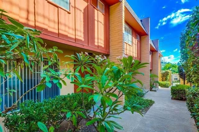831 E 3rd Avenue Unit 4, Escondido, CA 92025 (#210029859) :: Fox Real Estate Team
