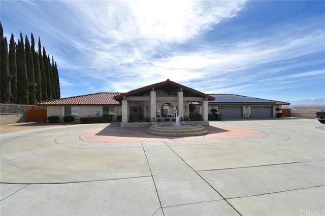 19651 Crest Drive, Apple Valley, CA 92307 (#IG21236990) :: Zutila, Inc.