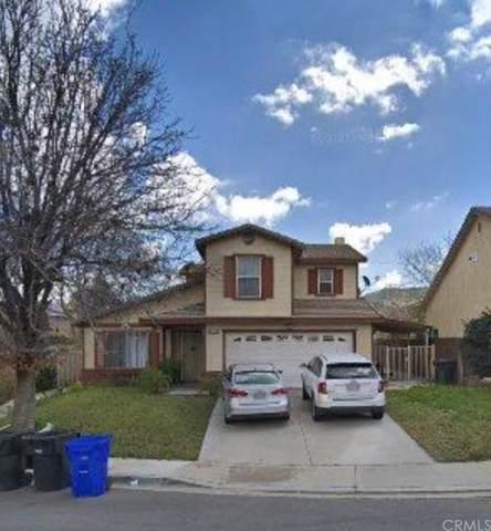 11345 Parkridge Drive, Fontana, CA 92337 (#CV21237045) :: Randy Horowitz & Associates