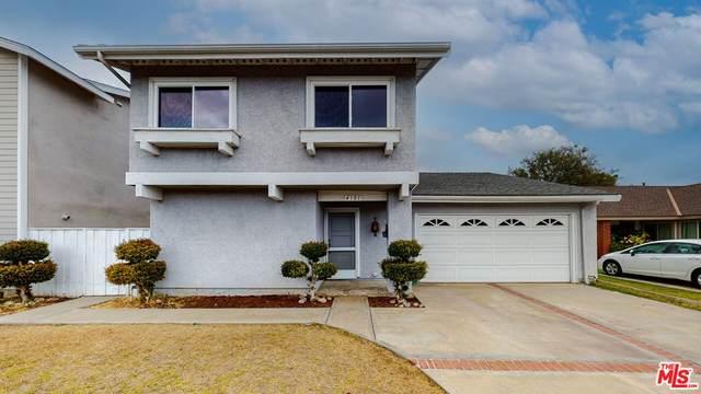4101 Homestead Street, Irvine, CA 92604 (#21799598) :: Zen Ziejewski and Team
