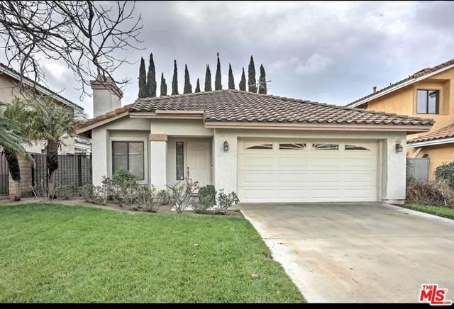 3048 Dartmouth Street, Corona, CA 92879 (#21799606) :: American Real Estate List & Sell