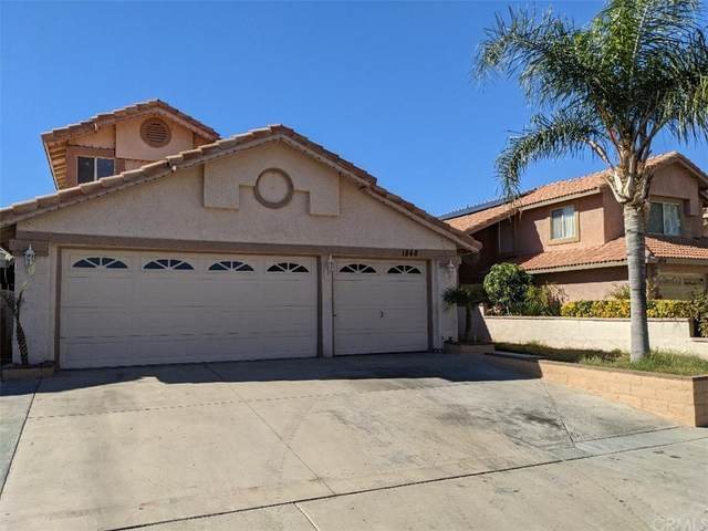 1848 Havasu Street, Perris, CA 92571 (#WS21234983) :: American Real Estate List & Sell