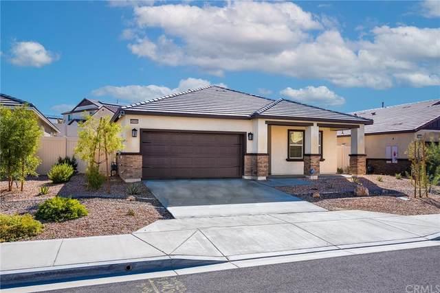 16795 Desert Willow Street, Victorville, CA 92394 (#IV21237057) :: American Real Estate List & Sell
