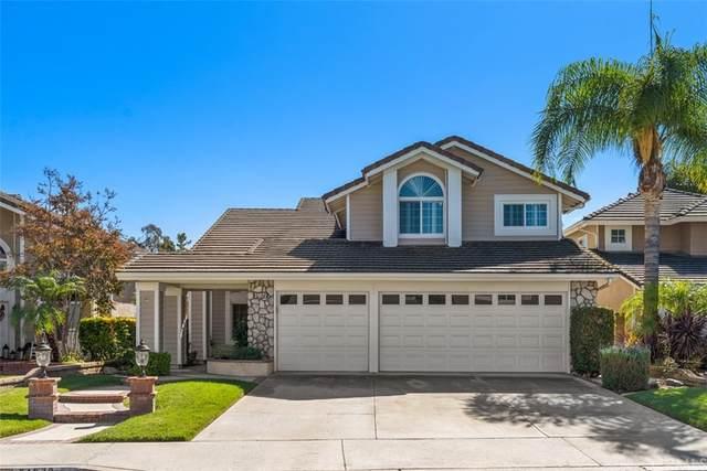 31872 Wagon Wheel Lane, Rancho Santa Margarita, CA 92679 (#OC21222322) :: Compass