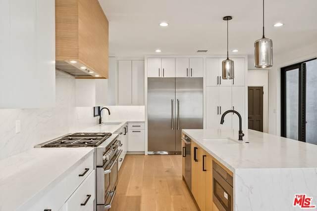 3523 Dixie Canyon Place, Sherman Oaks, CA 91423 (#21799092) :: Compass