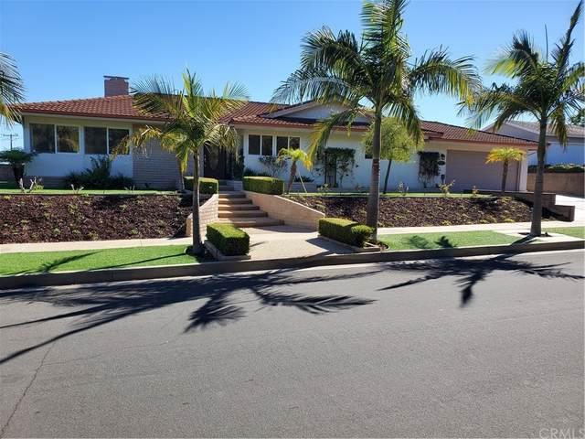 30560 Palos Verdes Drive E, Rancho Palos Verdes, CA 90275 (#SB21237237) :: Compass