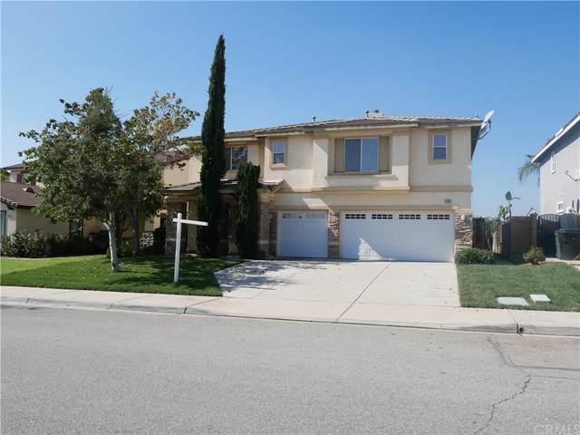 6260 Palladio Lane, Fontana, CA 92336 (#CV21237217) :: Compass