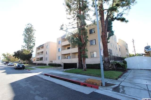 460 Salem Street #17, Glendale, CA 91203 (#320008194) :: Bill Ruane RE/MAX Estate Properties