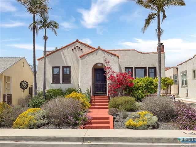 1460 W 19th Street, San Pedro, CA 90732 (#PV21229128) :: Millman Team