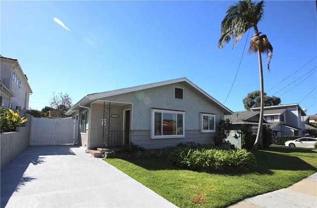 1734 9th Street, Manhattan Beach, CA 90266 (#AR21236550) :: Steele Canyon Realty