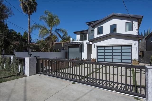 14857 Greenleaf Street, Sherman Oaks, CA 91403 (#SR21237046) :: Steele Canyon Realty