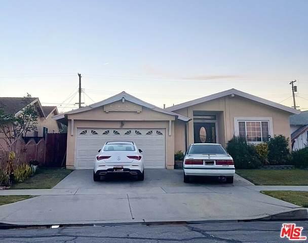 21423 Nicolle Avenue, Carson, CA 90745 (#21799696) :: Steele Canyon Realty