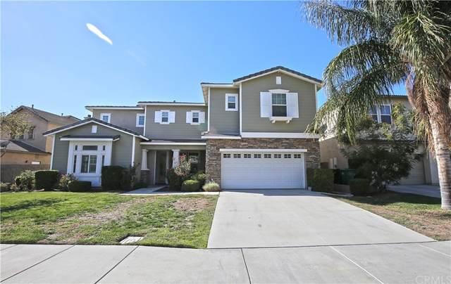 7895 Sorrel Lane, Eastvale, CA 92880 (#AR21237216) :: Steele Canyon Realty