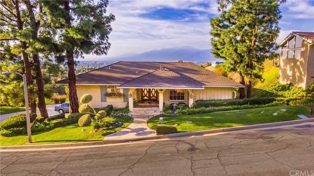 1344 S Sandy Hill Drive, West Covina, CA 91791 (#CV21231329) :: Steele Canyon Realty