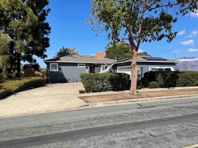 65 Georgina Street, Chula Vista, CA 91910 (#210029908) :: Steele Canyon Realty