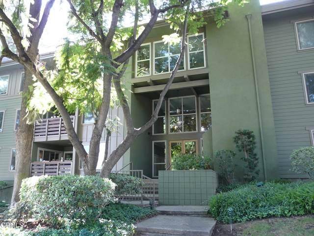 1720 Mission Street #5, South Pasadena, CA 91030 (#P1-7247) :: Bill Ruane RE/MAX Estate Properties
