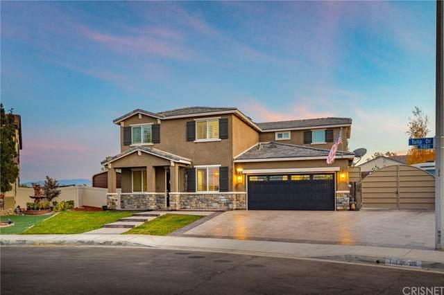 5498 Tulip Drive, Palmdale, CA 93552 (#SR21237376) :: Bill Ruane RE/MAX Estate Properties