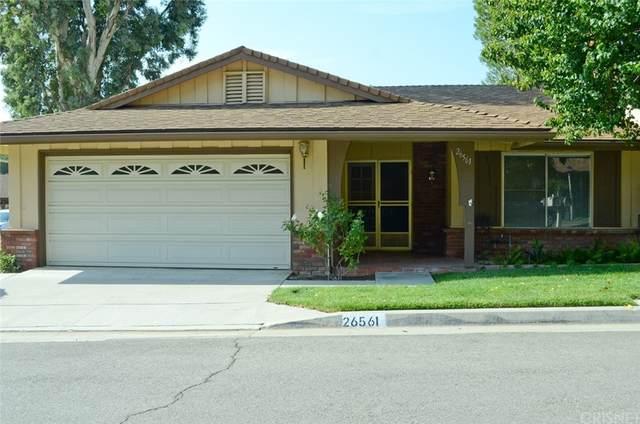 26561 Cardwick Court, Newhall, CA 91321 (#SR21221865) :: Bill Ruane RE/MAX Estate Properties