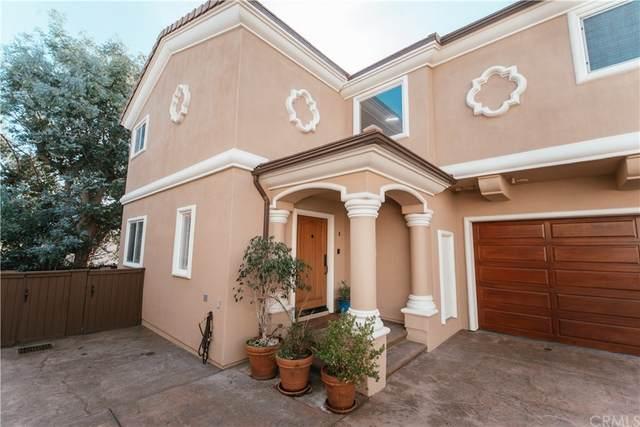 2104 Clark Lane B, Redondo Beach, CA 90278 (#SB21222870) :: Millman Team