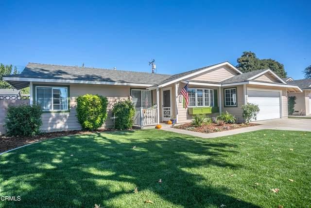 3943 Vincente Avenue, Camarillo, CA 93010 (#V1-9171) :: Zen Ziejewski and Team